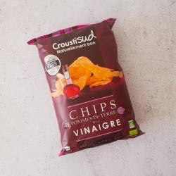 Chips de pommes de terre au...