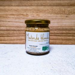 Moutarde blanche BIO