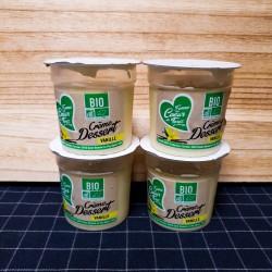 Crème dessert Vanille BIO...