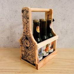 Coffret de 6 bières