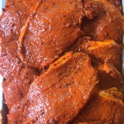 Filet mariné Paprika