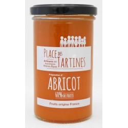 Préparation d'Abricot