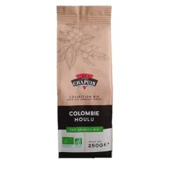 Café COLOMBIE MOULU BIO