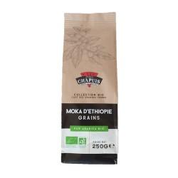 Café MOKA D'ETHIOPIE GRAINS...