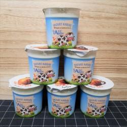 Yaourt nature (6 pots)