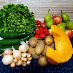 Panier de fruits et légumes à 15€