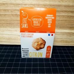 Biscuits Pavot Citron