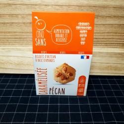 Biscuits Pécan Caramélisée BIO