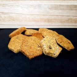 Biscuits Pavot Citron Vrac