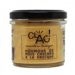 HOUMOUS DE POIS CHICHES À...