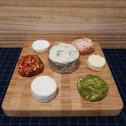 Assortiment de fromage à 11,70€
